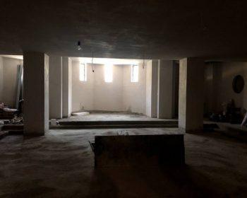 В криптата на храма – тук един ден ще има параклис